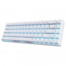 RK ROYAL KLUDGE RK68 Wired Mechanical Gaming Keyboard White
