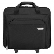"Targus 15.6"" Rolling Laptop Case (Black)"