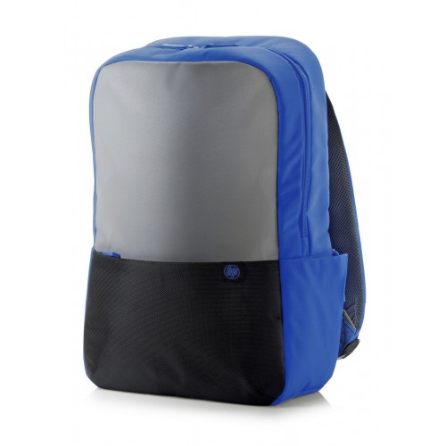 "HP 15.6"" Duotone Blue Backpack"