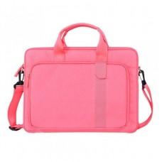 "Wiwu Decompression Laptop Bag for 15.6"" Laptop Pink Color"