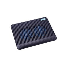 "Black Cat 14"" Laptop Cooling Double Fan"