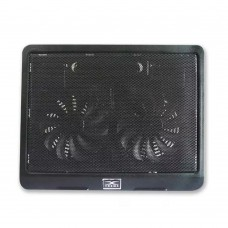 "Xtreme A9 15.6"" Double Fan Laptop Cooling Pad"