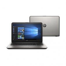 HP 15-AY119TU i3 7th Gen Silver Color Laptop