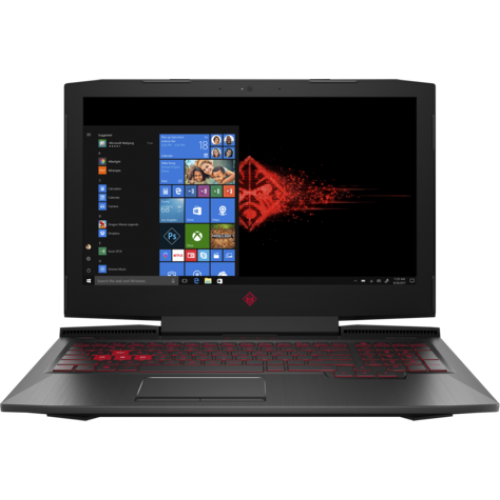 "HP Omen ce033tx Core i7 7th Gen 15.6"" Full HD Gaming Laptop"