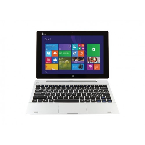 i-Life Zed Book 3G Calling Dual OS 10.1'' Touch 2 in 1 Laptop