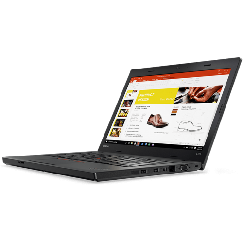 "Lenovo Thinkpad L470 i5 7th Gen Windows 10 Professional 14"" Full HD Laptop"