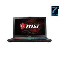 "MSI GP62M 7REX Leopard 7th Gen Core i7 With Graphics 15.6"" Full HD Laptop"