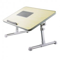 Comfort A8 Laptop Desk With Single Cooling Fan