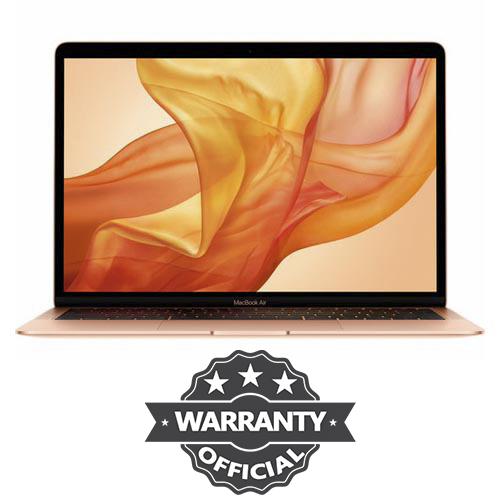 Apple Macbook Air 13.3-inch, Core i5, 8GB Ram, 256GB SSD (MREF2LL/A) Gold 2018