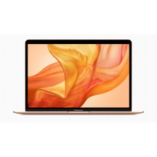 """Apple New MacBook Air 13.3"""" Retina Display With 128GB SSD ( MREE2ZP/A Gold Color, 2018)"""