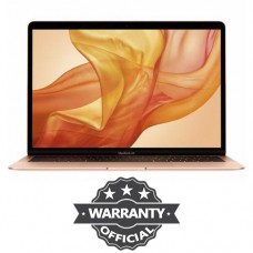 Apple Macbook Air 13.3 inch Core i5, 8GB Ram, 128GB SSD (MVFM2) GOLD Color (2019)