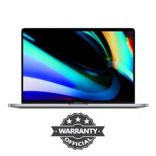 Apple Macbook Pro Late 2019 16-inch Retina Display with Touch Bar Core i7 Radeon Pro 4GB Graphics Space Gray (Z0XZ004RY)