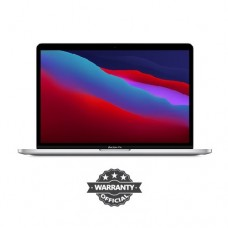 Apple MacBook Pro 13.3-Inch Retina Display 8-core Apple M1 chip with 16GB RAM, 512GB SSD (Z11F000A9) Silver