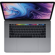 Apple MacBook Pro 15-inch Retina Display with Touch Bar, Core i7, 16GB Ram, 256GB SSD, Dedicated Graphics, Space Gray MR932LL/A (2018)