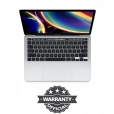 Apple MacBook Pro 13.3-Inch Core i5-2.0GHz , 16GB RAM, 512GB SSD With Touch Bar (MWP72) Silver 2020