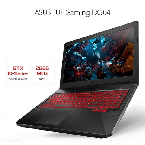 Asus Tuf Gaming Fx504ge Core I7 Gaming Laptop Price In