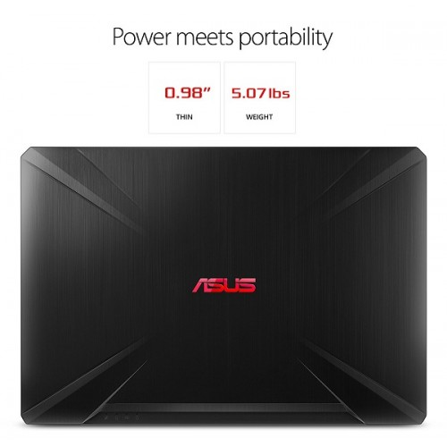 Asus TUF Gaming FX504GE (Scar Edition) Core i7 8th Gen 4GB Graphics 15 6