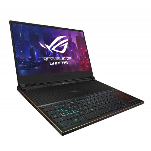 ASUS ROG Zephyrus S GX531GW Core i7 8th Gen 15.6'' Full HD Gaming Laptop With Genuine Win 10