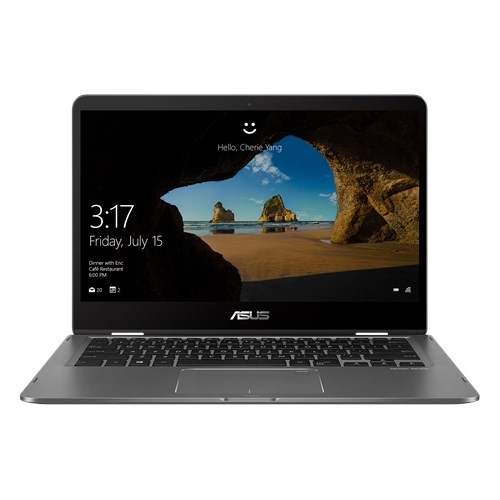 "Asus ZenBook Flip 14 UX461FN Core i7 8th gen 14"" Full HD laptop With Genuine Win 10"