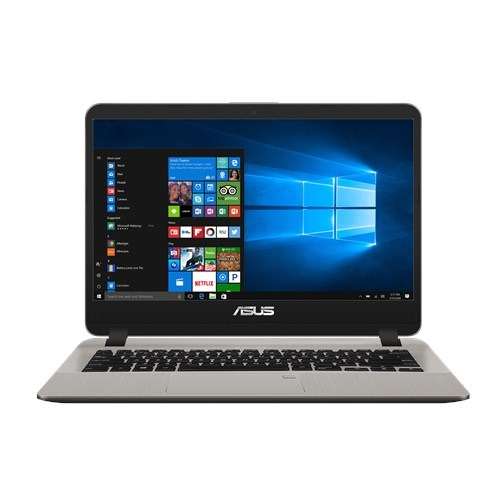 "Asus X407UA 8th Gen Core i3 14.0"" HD Laptop With Genuine Win 10"