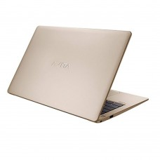 "AVITA LIBER NS13A2 Core i7 8th Gen 13.3"" Full HD Champagne Gold Color Laptop with Windows 10"