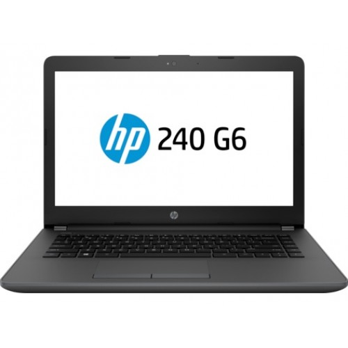 "HP 240 G6 Celeron Dual Core 14.1"" HD Laptop"