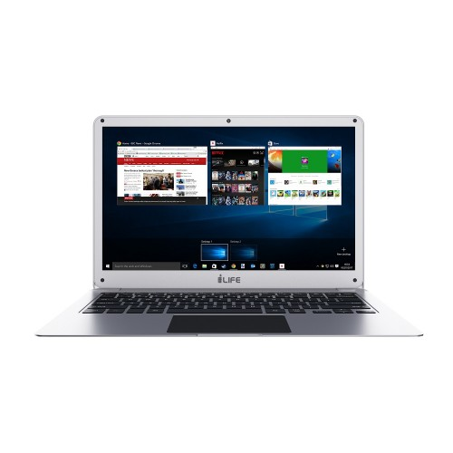 "i-Life ZedAir 3 Pentium Quad Core 13.3"" Full HD IPS Laptop with 128GB SSD"