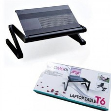Omeidi Laptop Table T6 Laptop Stand with Cooler