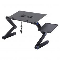 T8 Multifunctional Folding Laptop Table
