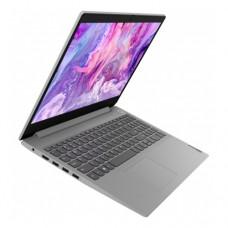 "Lenovo IdeaPad L3 Core i5 10th Gen 15.6"" MX130 2GB Graphics Platinum Grey Laptop with Win 10"