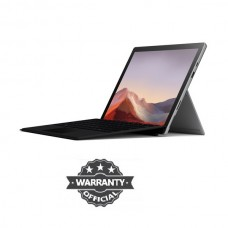 "Microsoft Surface Pro 7 10th Gen Core i5 128GB SSD 12.3"" Touch Display Notebook with Type Cover Keyboard (QWU-00001)"
