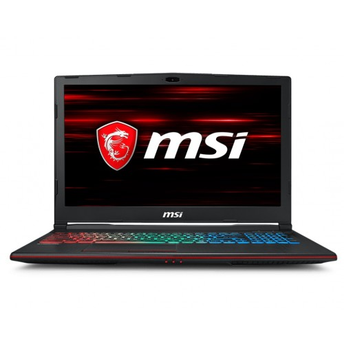 "MSI GP63 8RE Leopard Core i7 8th Gen 15.6"" Full HD Gaming Laptop With Genuine Win 10"