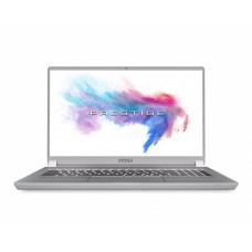 "MSI P75 Creator 9SF Core i9 9th Gen RTX 2070 MAX Q Graphics 17.3"" UHD 4K Gaming Laptop with Windows 10"