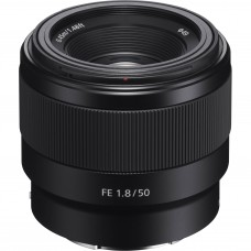 Sony E 50mm f/1.8 Full Frame Lens