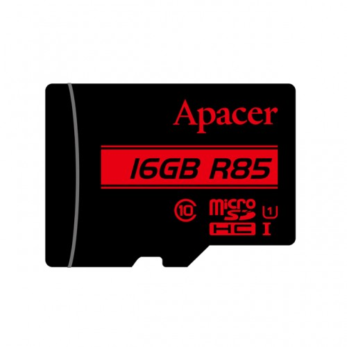 Apacer 16GB Micro SD Class-10 Memory Card