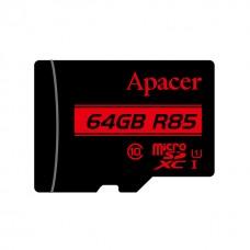 Apacer64GB MICRO SDHCUHS-1U1CLASS10R85