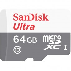 SanDisk 64 GB Ultra Micro SD Card