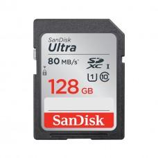 SanDisk Ultra SDHC/SDXC 128GB Memory Card (SDSDUNC-128G-AN6IN)