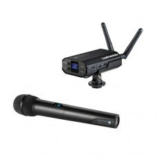 Audio Technica ATW-1702 System 10 Camera-Mount Wireless Microphone