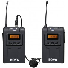 Boya BY-WM6 Wireless Microphone System