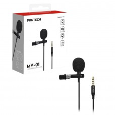 Fantech MV-01 3.5mm Lavalier Microphone
