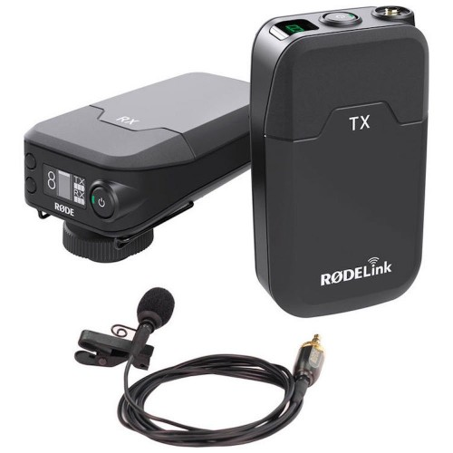 Rode RODELink Filmmaker Kit Microphone