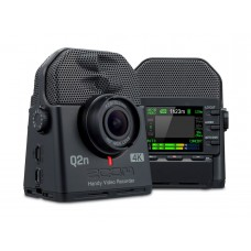 Zoom Q2N-4K Handy Video Recorder with X/Y Microphone