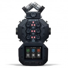 Zoom H8 8-Input, 12-Track Portable Handy Recorder