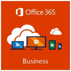 MS Office 365 Business For 1 User (1 Year Subscription)