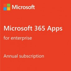 Microsoft 365 Apps for Enterprise For 1 User (1 Year Subscription)