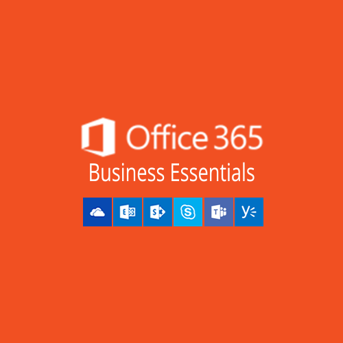Office 365 Business Essential (1 Year Subscription)