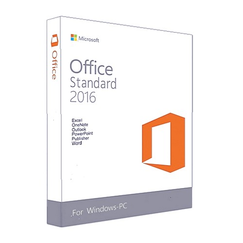Microsoft Office Standard 2016 Olp