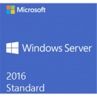 Microsoft Windows Server 2016 Standard 16 Core - OEM Pack