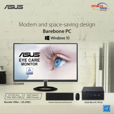 Asus Mini PC PN40 and VZ229HE Monitor Bundle Offer